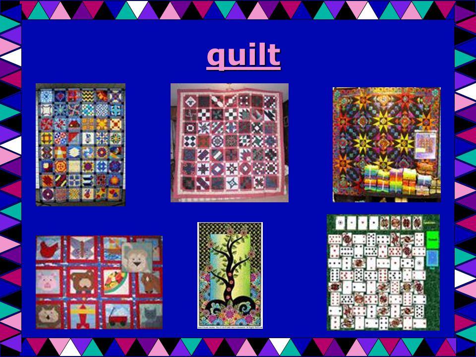 quilt quiltquilt