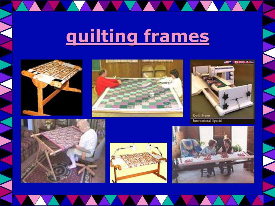 quilting frames quilting frames