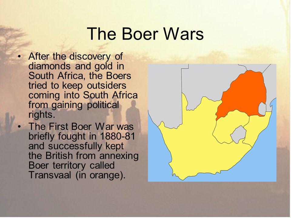 The Great Trek, 1836-38 Afrikaners