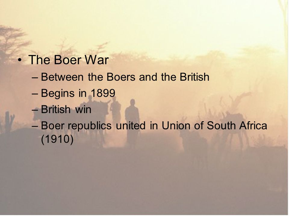European Territory AFRICA Cape Town Cape Colony In 1910, with southern Africa secure, the British established the Republic of South Africa and instituted apartheid.