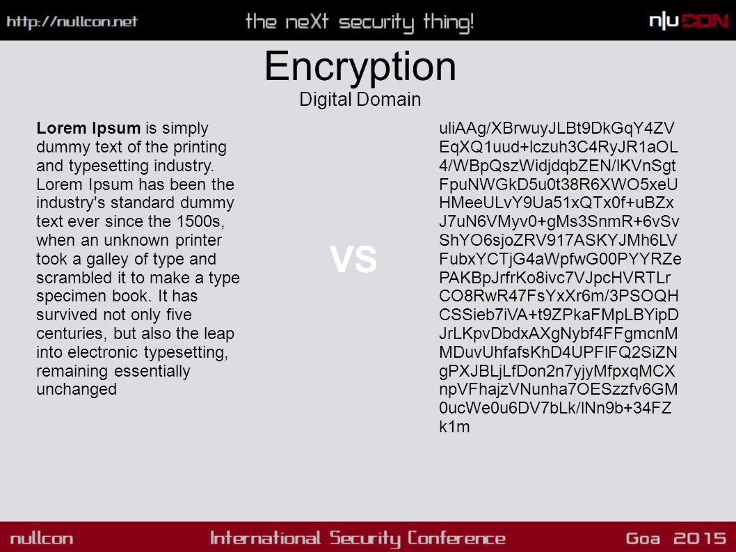 Encryption Digital Domain Lorem Ipsum is simply dummy text of the printing and typesetting industry. Lorem Ipsum has been the industry's standard dumm