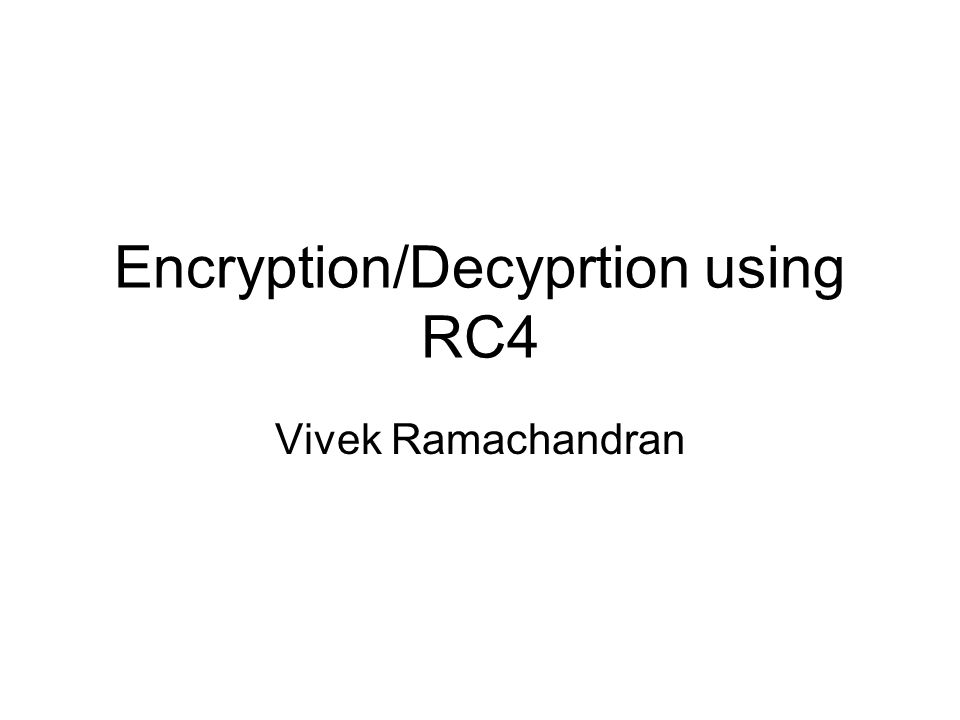 Encryption Basics Encryption is yet another process by which information is protected from unauthorized access.