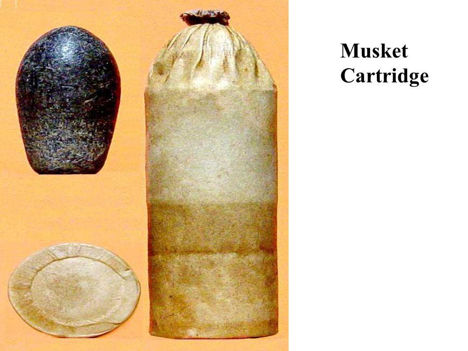 Musket Cartridge