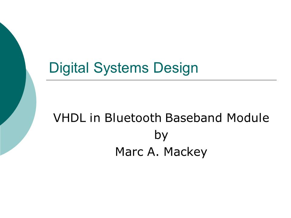 Formal Definitions  Baseband - A transmission medium through which digital signals are sent without frequency shifting.