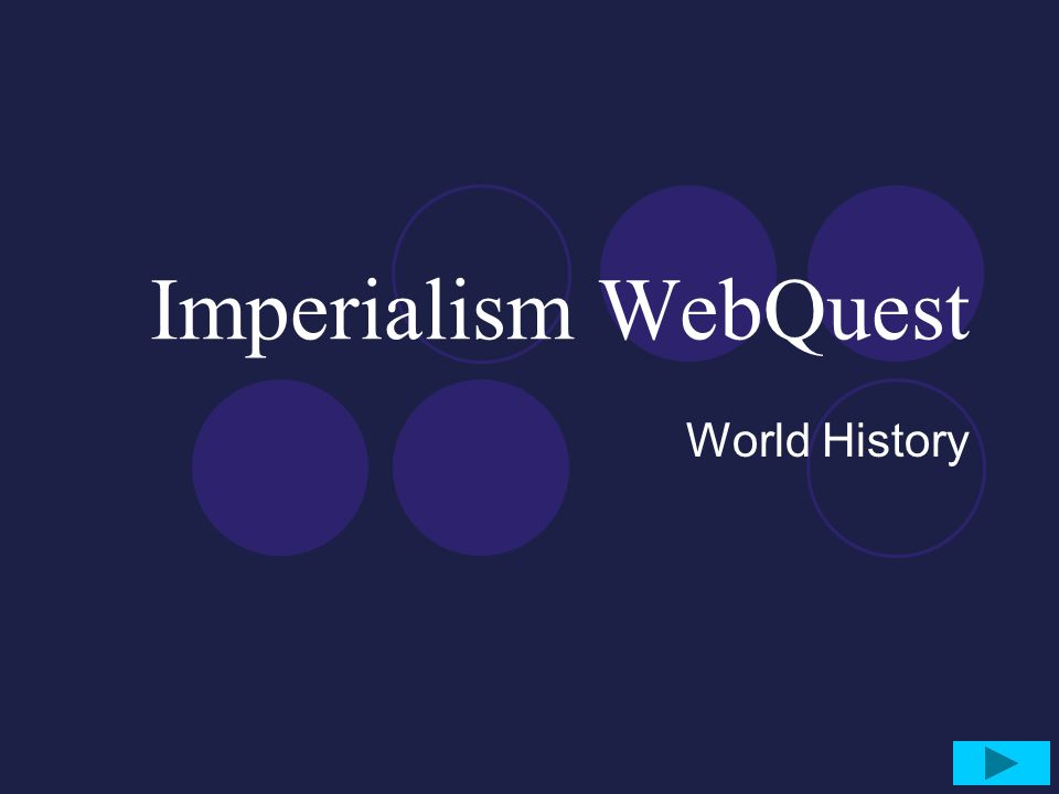 Objective Students will learn about the New Imperialism carried out by European powers in the 1800 s and 1900 s and discover how it impacted the people of Africa by investigating various readings, maps, graphs, and charts.