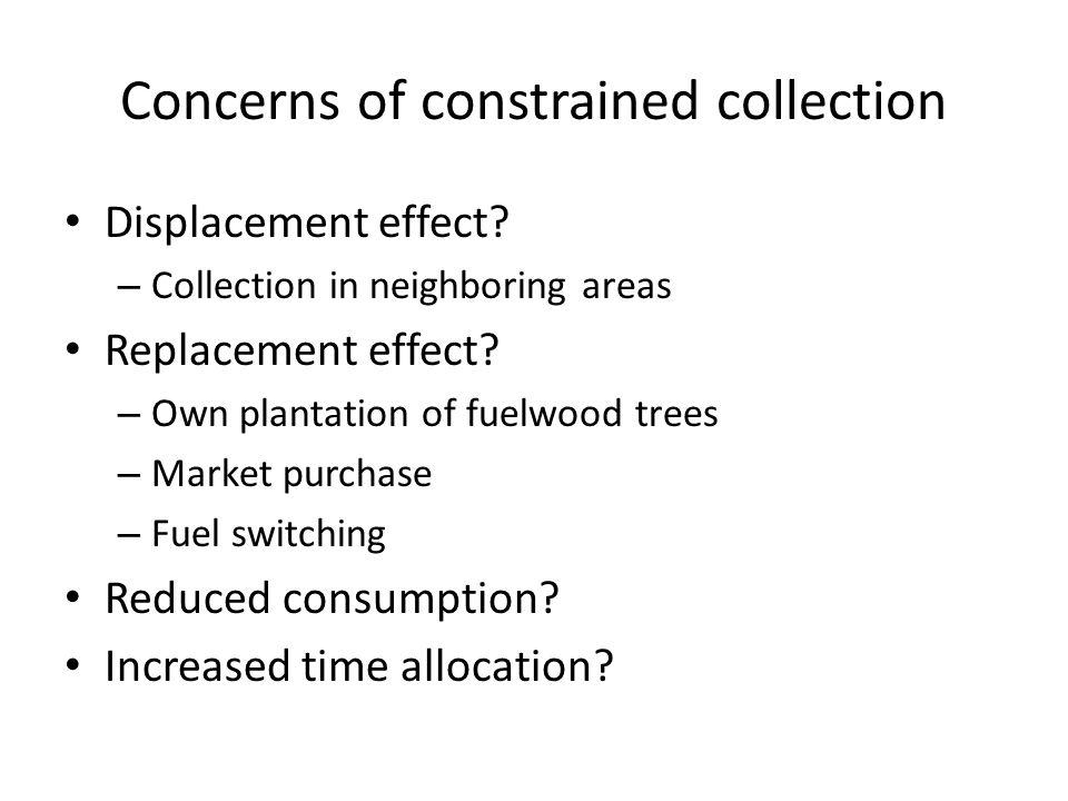 Review: impact on forests Ostwald et al.2000.