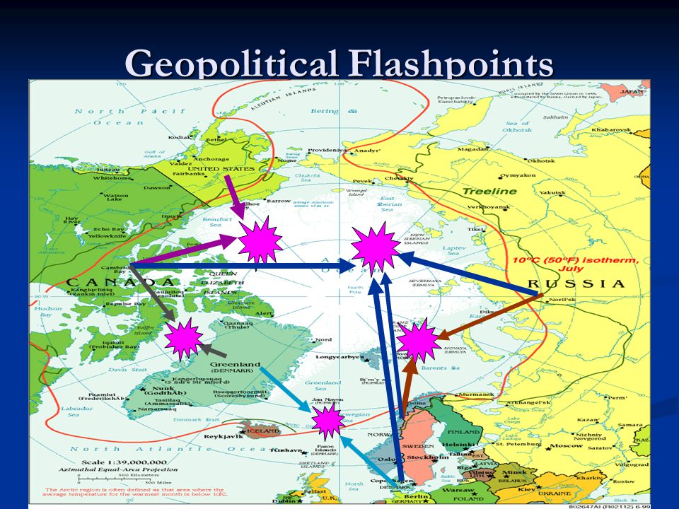 Geopolitical Flashpoints