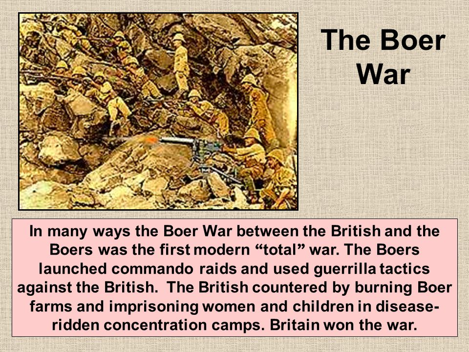 9. Compare these two pictures of soldiers.Which group seems more advanced? 10. Which is the picture of British soldiers and which picture is of the Bo