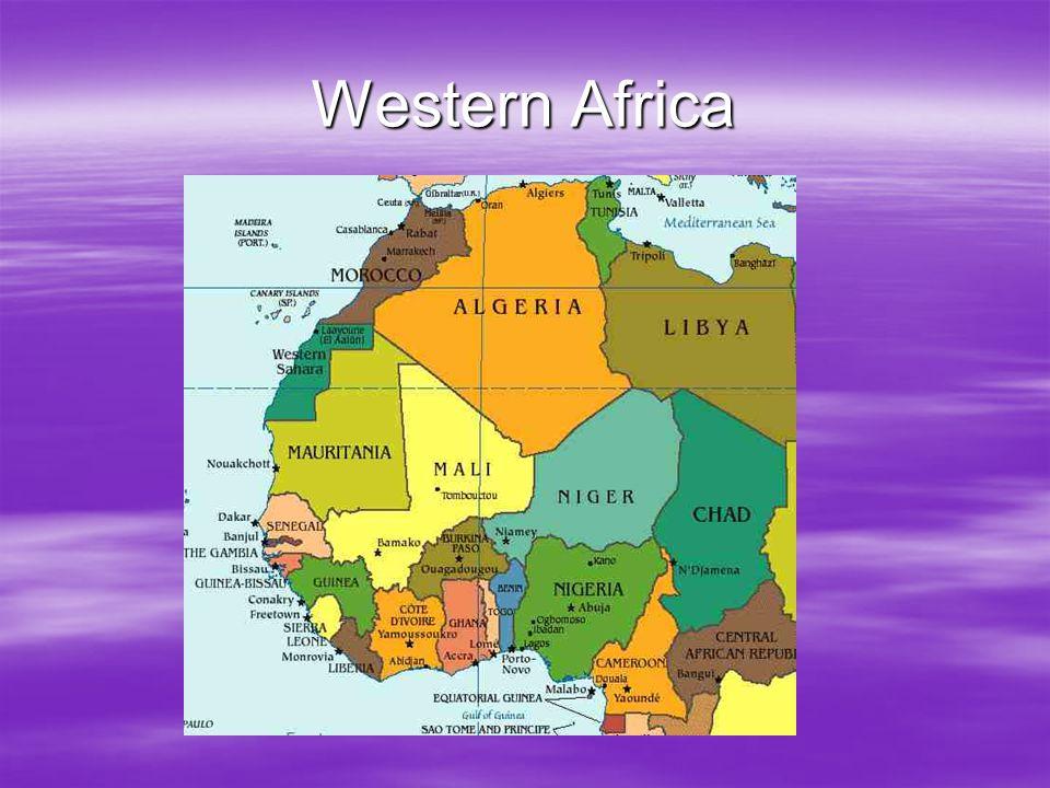 Western Africa