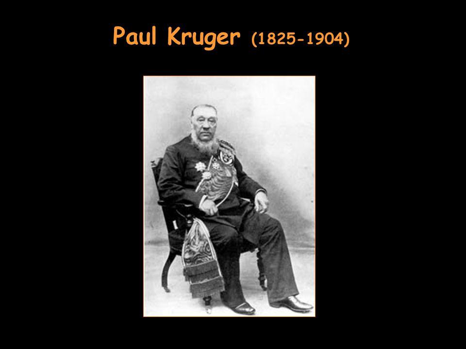 Paul Kruger (1825-1904)