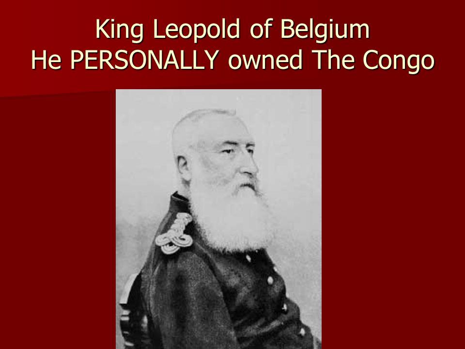 Belgium Congo