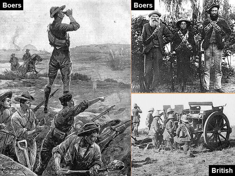 British Boers