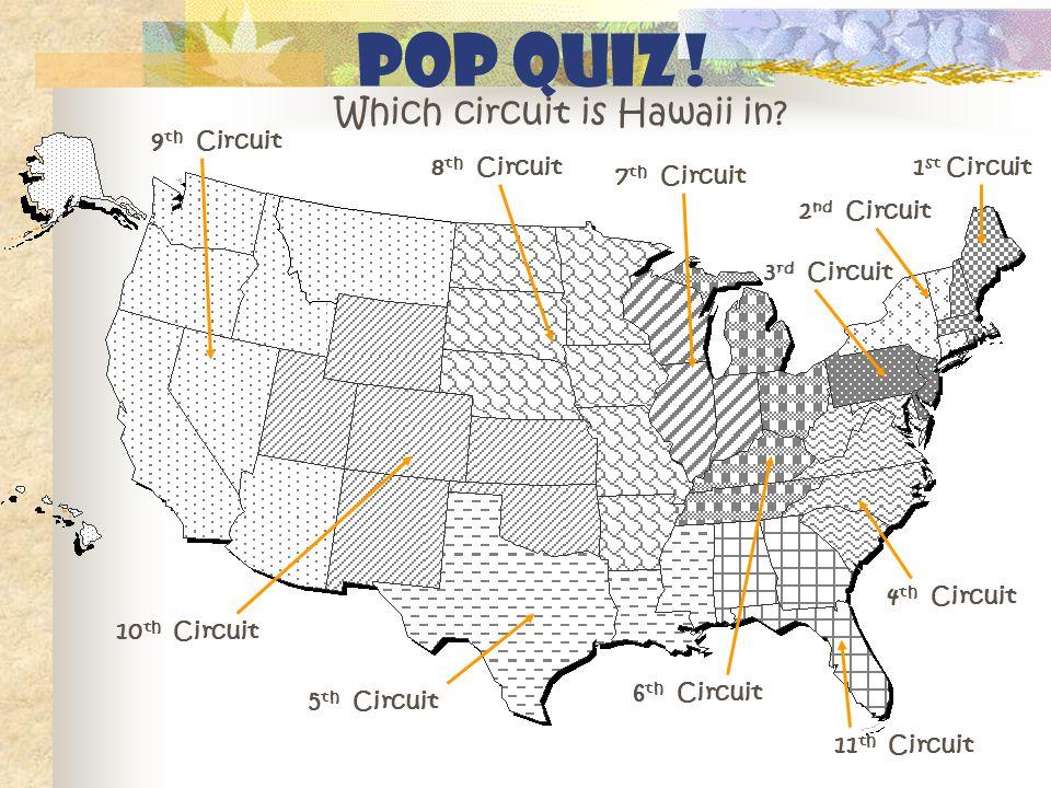 Pop Quiz.