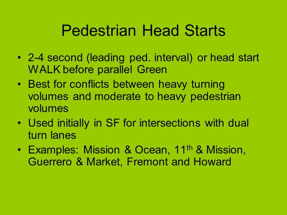 Exclusive Pedestrian Phase (Pedestrian Scramble) Stockton/Jackson in Chinatown