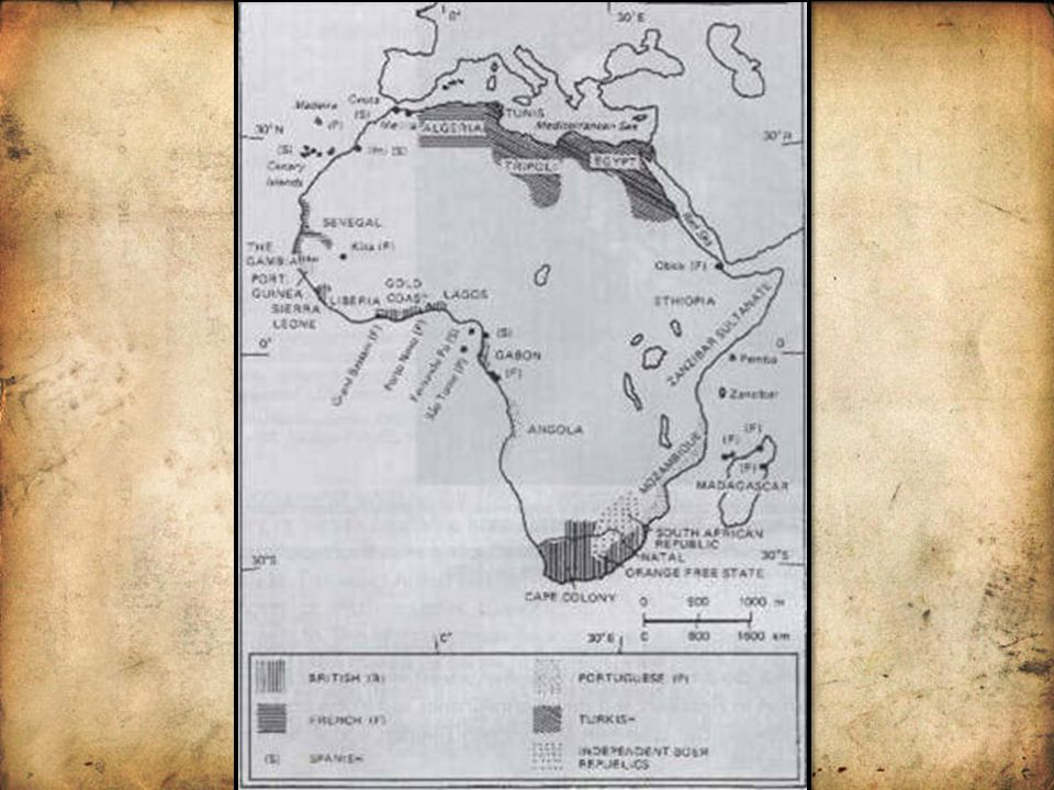 After the Berlin Conference The new borders cut through over 170 tribal or ethnic groups Divided natural cultural and language groups and caused enormous social problems Families and neighbours were split up and found themselves living in different countries with different rulers, countries and names 46 different countries at end of the Scramble for Africa
