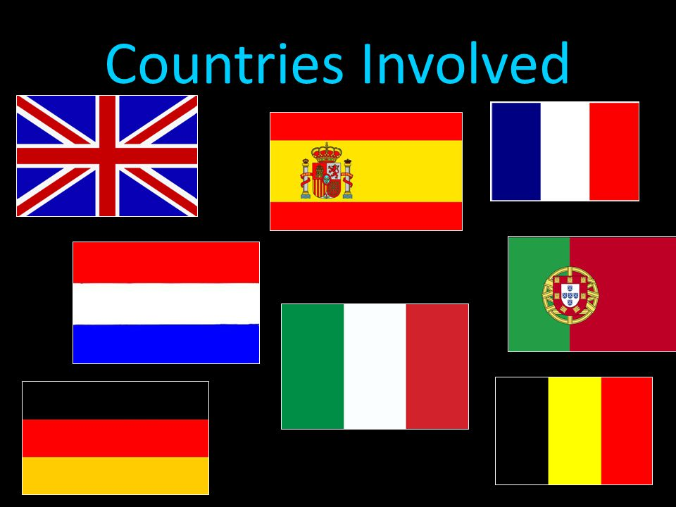 Countries Involved