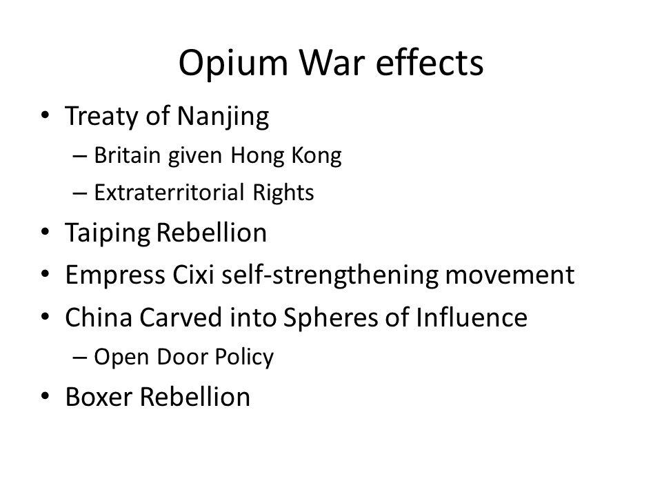 Opium War, 1840