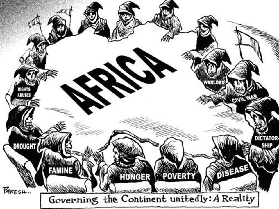 Overview of Why Modern African Nations Facing So Many Problems: Unity – inherited borders drawn up by imperial powers, split ethnic groups and tribes Finding Professionals – before independence Europeans dominated professions – few Africans had training as educators, doctors, scientists, engineers, etc… Maintaining Government: – When independence came, Africans had little experience running a government