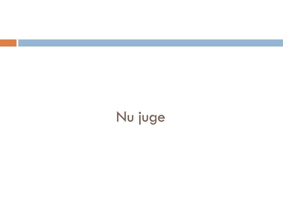 Nu juge