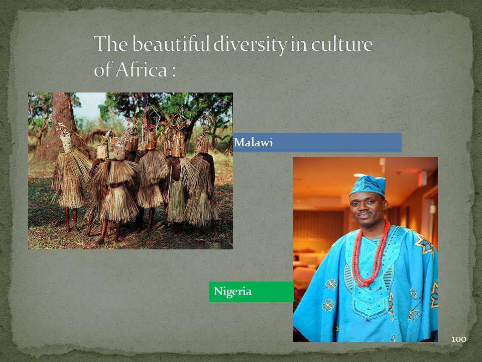 100 Malawi Nigeria