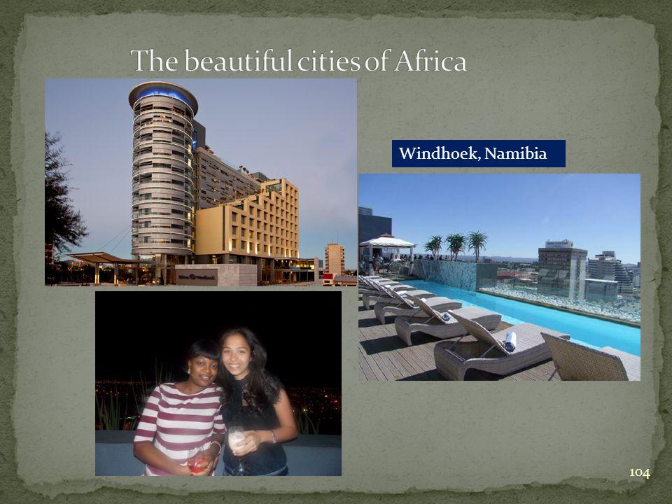 104 Windhoek, Namibia