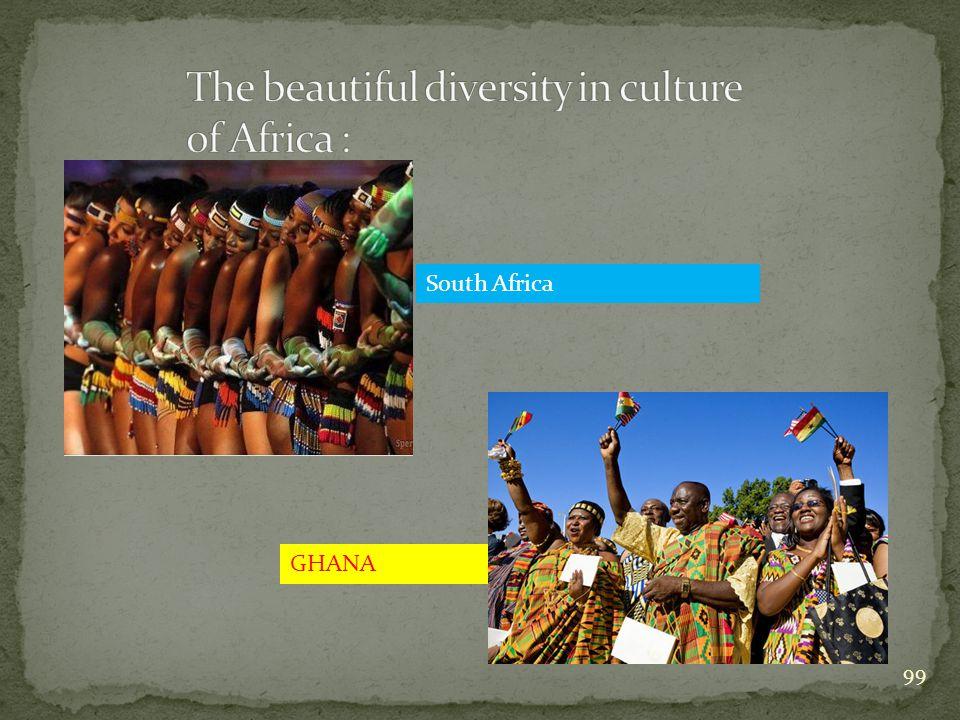 99 South Africa GHANA