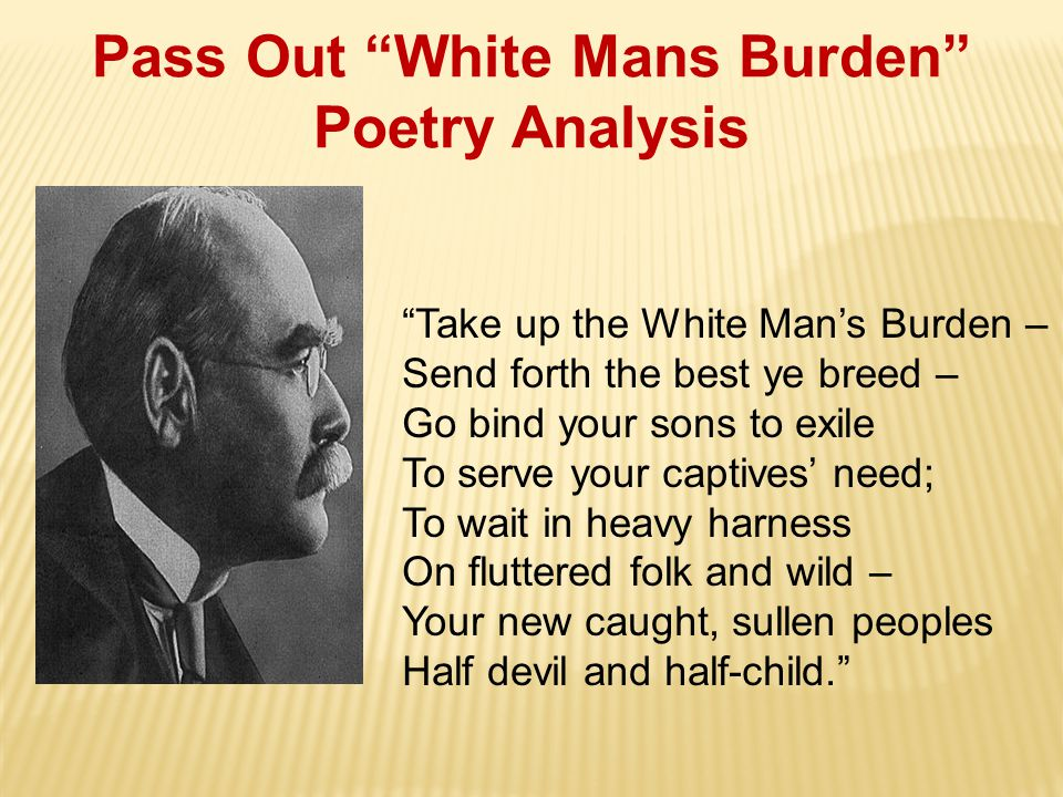 """SUMMARY PARAGRAPH: Describe the concepts of """"Social Darwinism"""" And """"White Man's Burden"""" in a paragraph. Do This in the """"Summary Paragraph"""" Section of"""