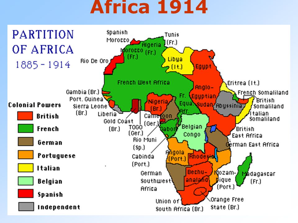 Scramble for Africa Consequences  Traditional way of life disrupted  Economic exploitation of Africans  European racism imported into Africa  Spre