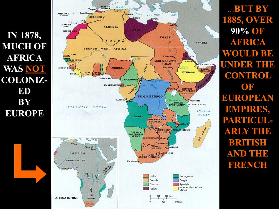 SS7H1a ESSENTIAL QUESTION How did European partitioning of Africa contribute to conflict, civil war, and artificial political boundaries.