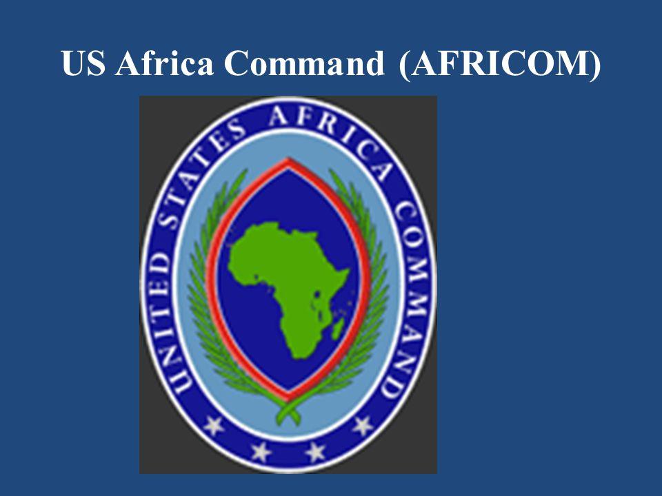 US Africa Command (AFRICOM)