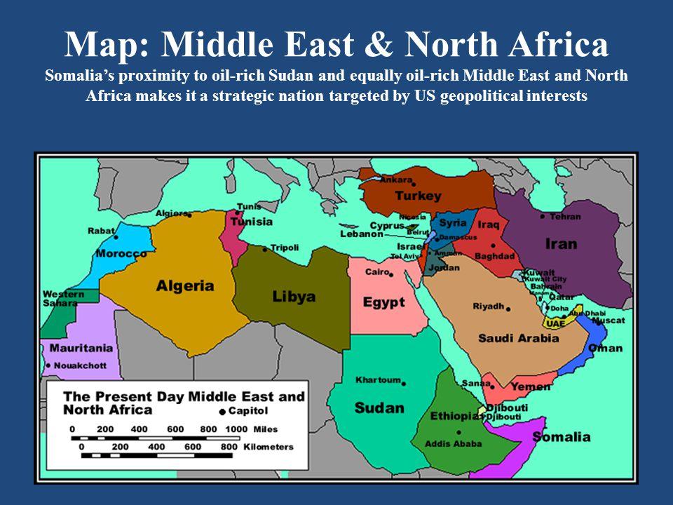 Oil in Somalia