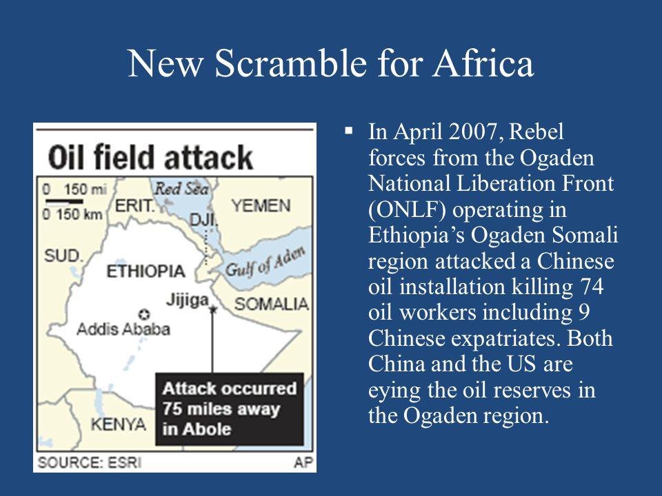 2009 – Present (AMISOM) US-Led, Proxy War