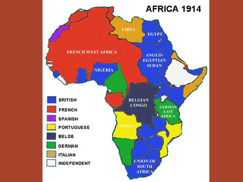 Case Study: Africa Stanley and Livingstone Nationalism Scramble for Africa – Berlin Conference 1885