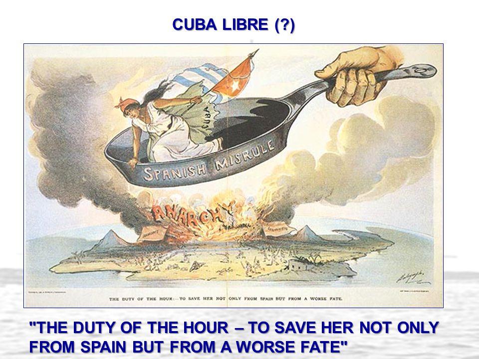 CUBA LIBRE (?)