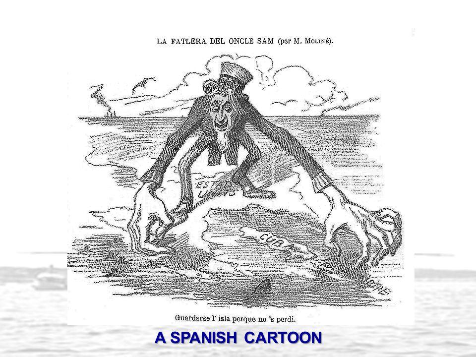 A SPANISH CARTOON