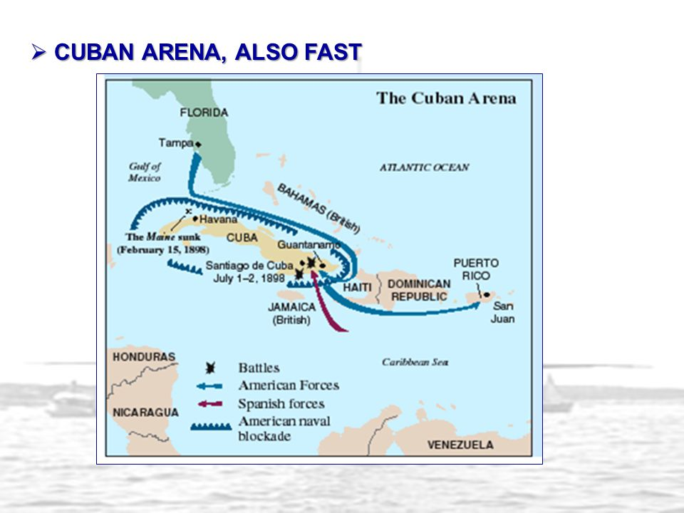  CUBAN ARENA, ALSO FAST