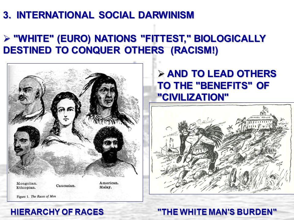 3. INTERNATIONAL SOCIAL DARWINISM 