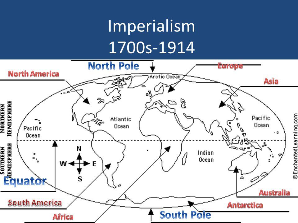 Imperialism 1700s-1914