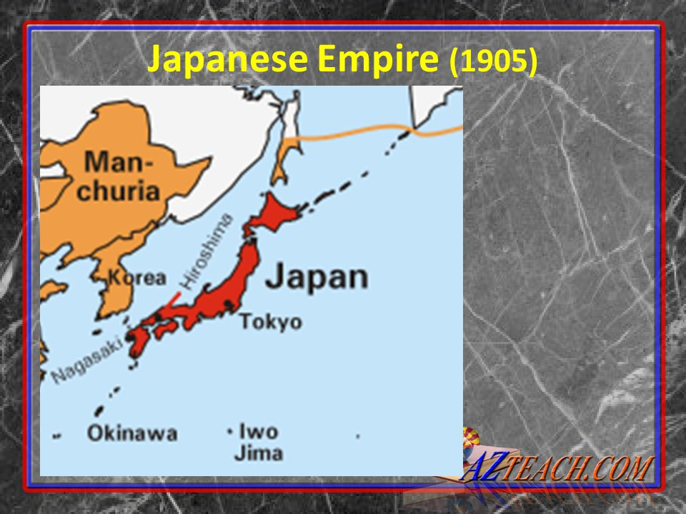 Japanese Empire (1905)