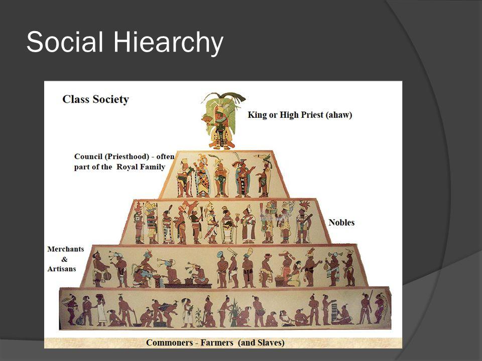 Social Hiearchy