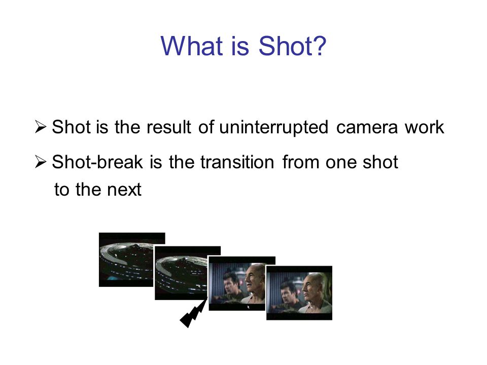 What is Shot.
