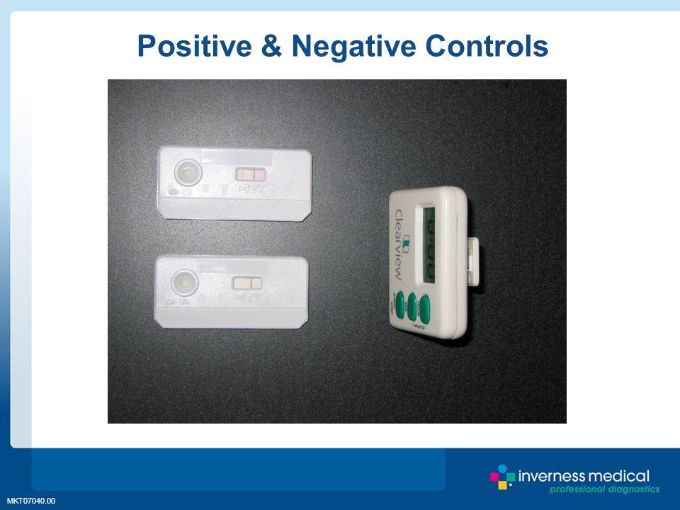 MKT07040.00 Positive & Negative Controls