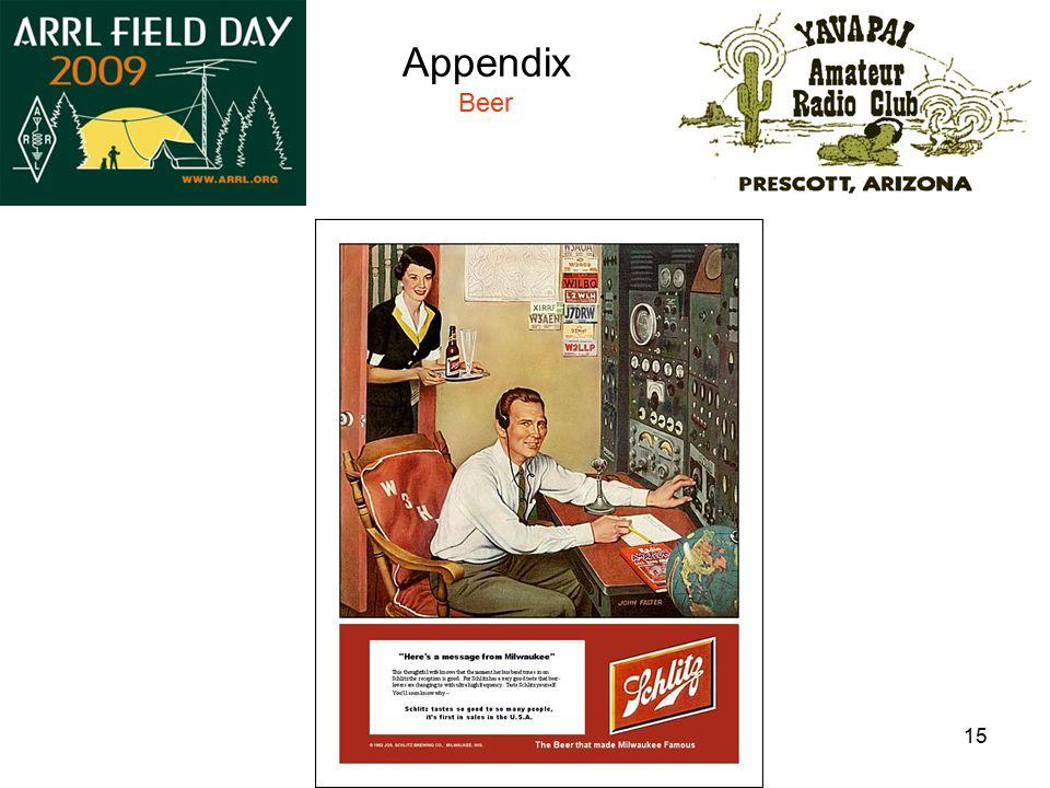 15 Appendix Beer