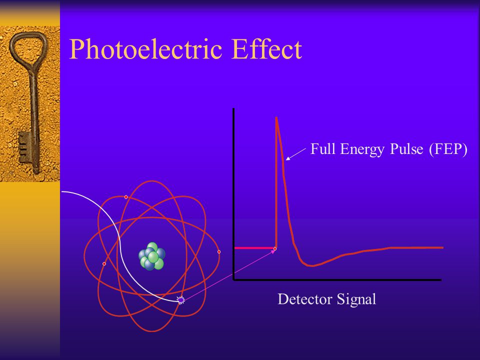Detector Signal Full Energy Pulse (FEP)
