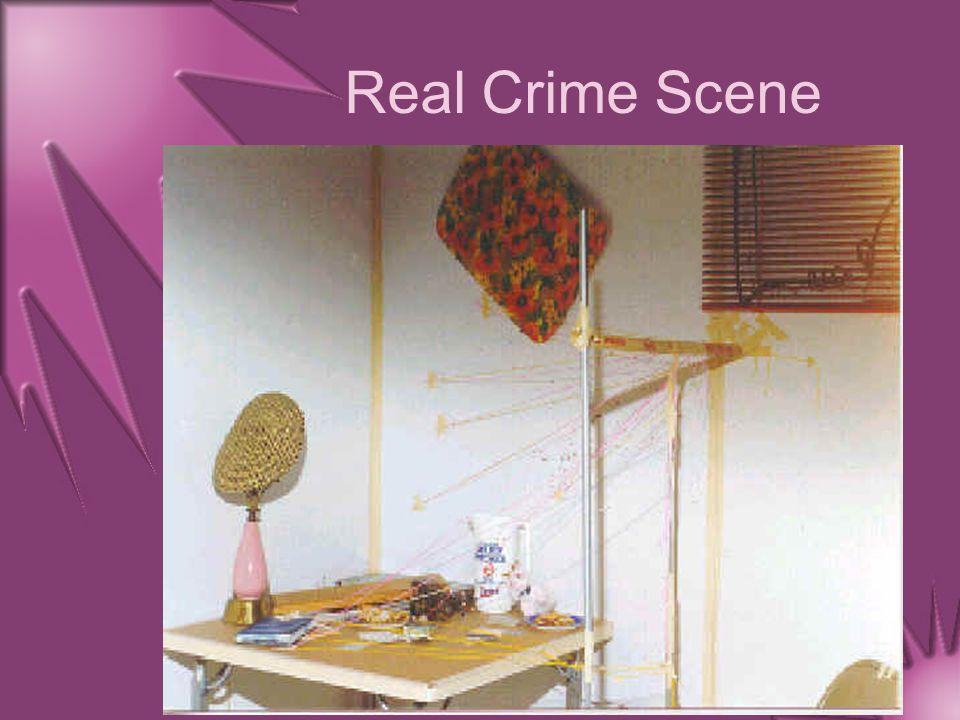 Real Crime Scene