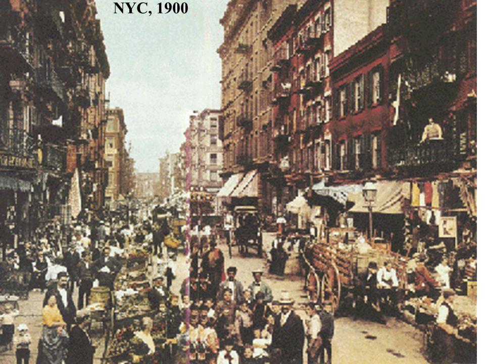 NYC, 1900