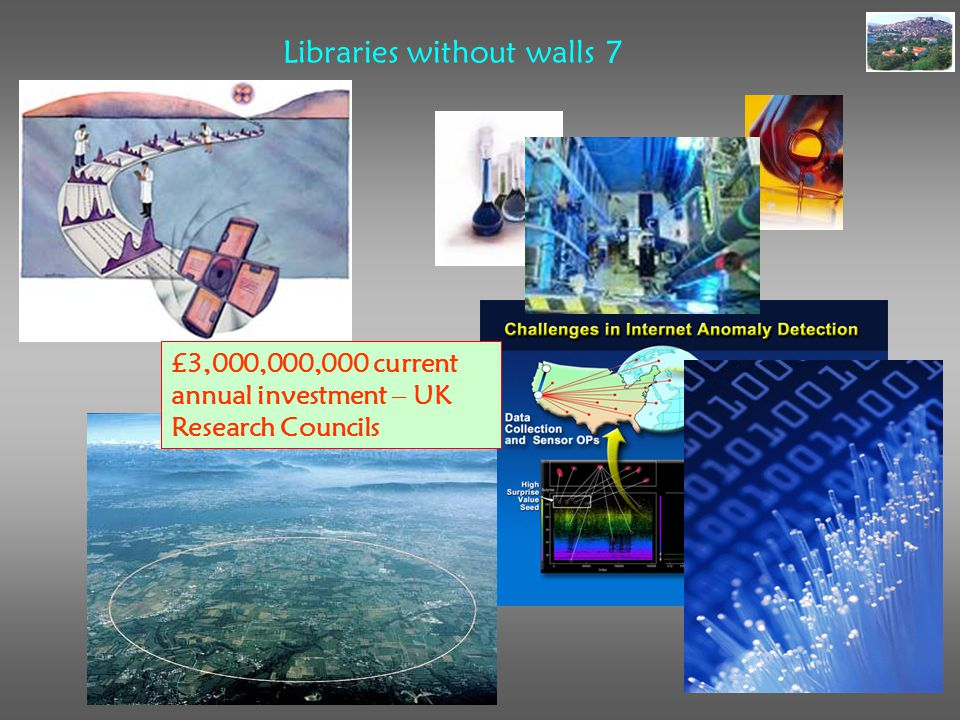 £3,000,000,000 current annual investment – UK Research Councils