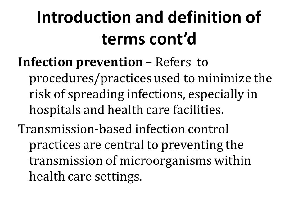 Infection prevention through blood safety: Maternity units utilize huge amounts of blood and blood components.