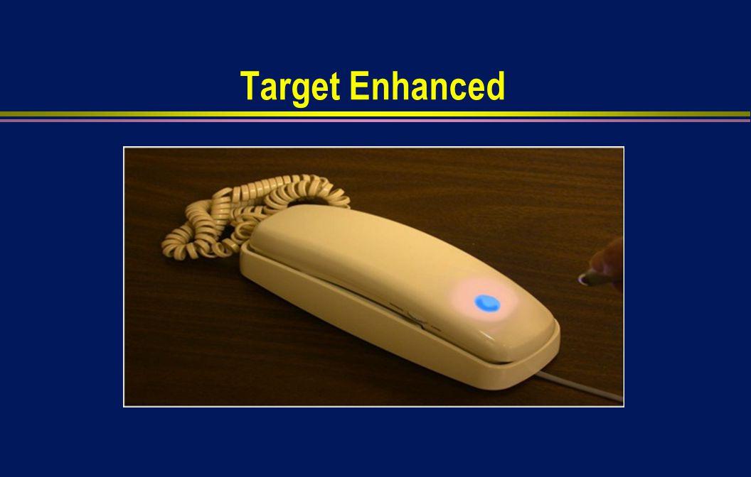 Target Enhanced