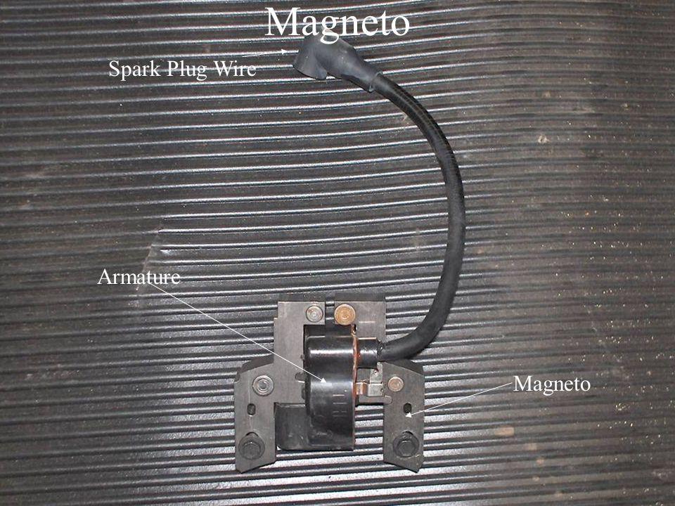 Magneto Armature Magneto Spark Plug Wire